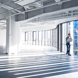 Commercial real estate management